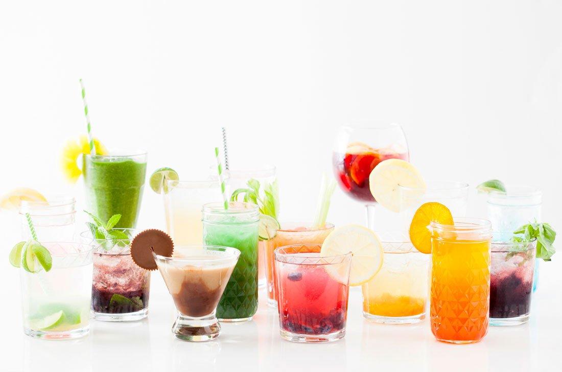 Les plus belles décorations de cocktails